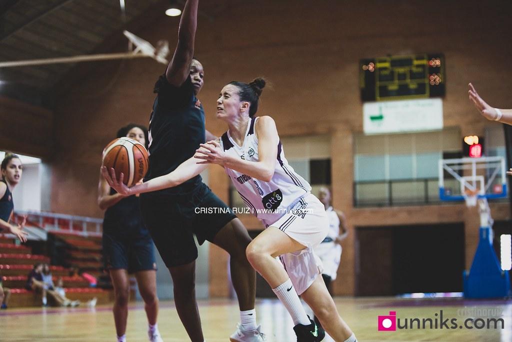 Pretemporada [Liga Dia]: Snatt's Sant Adrià - Valencia Basket