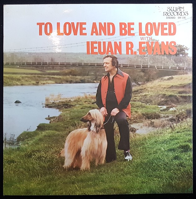 To Love and be Loved - Ieuan R Evans