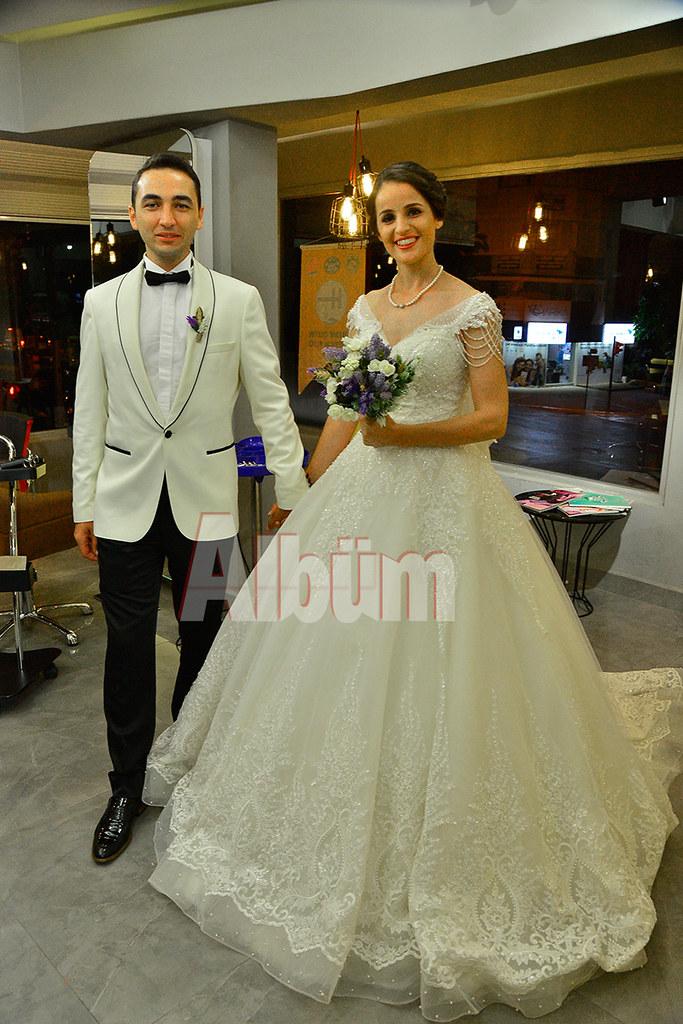 Hakime-ve-Mehmet-Düğün