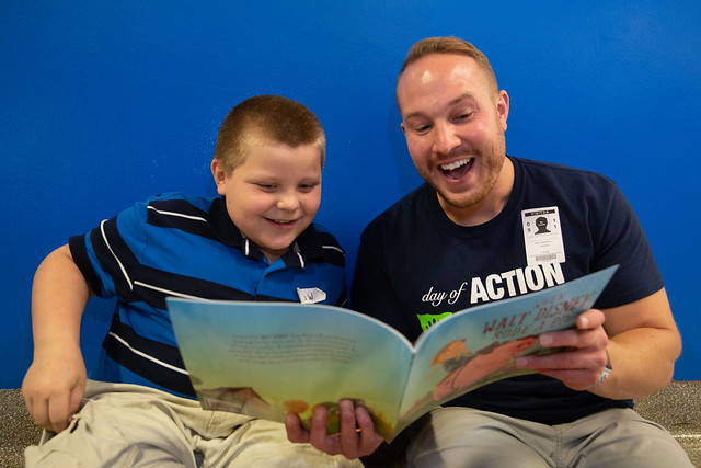 Read to Succeed Takes Action