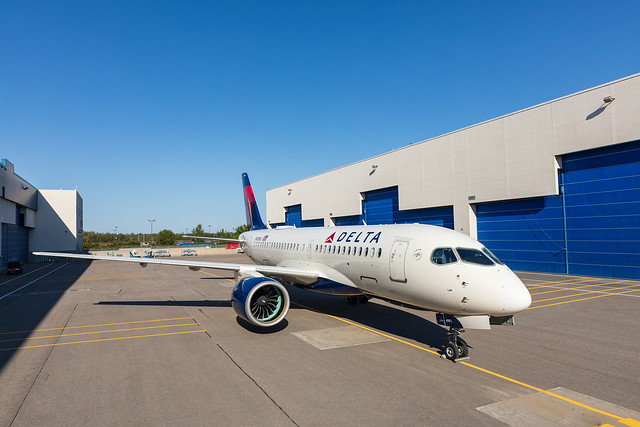 Introducing Delta's first Airbus A220