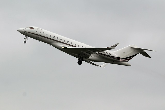 Bombardier Global 6000 CS-GLF