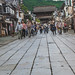 Nakamise Street, Nagano by Tim Bellette