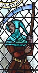 St Walstan (Paul Jefferies for King & Son, 1960s)