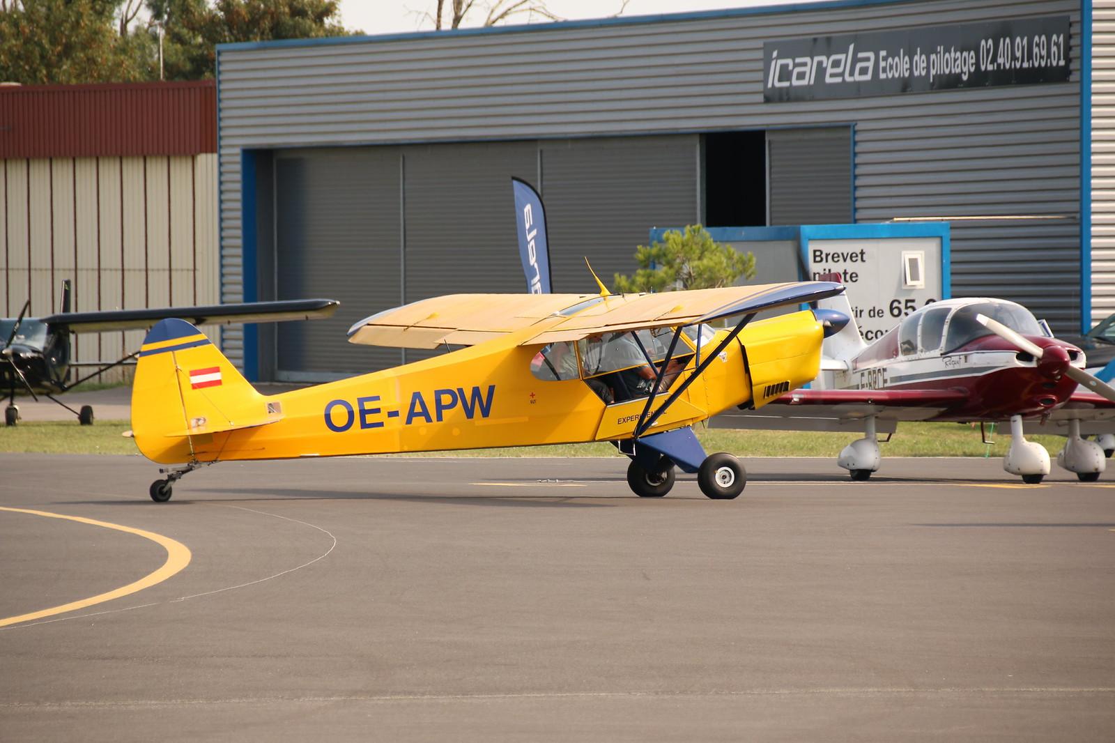 Aérodrome de La Baule Escoublac - Page 4 44113679802_6549eb1fe9_h