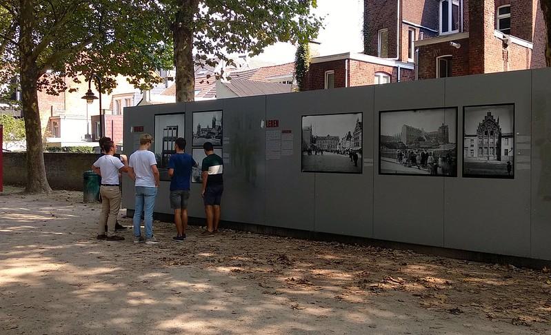 Exposición Saint Donatus  - 44180644991 ef86bb74a1 c - Retrato de la vida en Lovaina durante la Primera Guerra Mundial