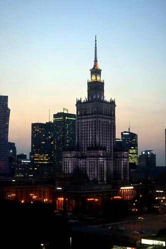 Polonia (Notturno) - Varsavia