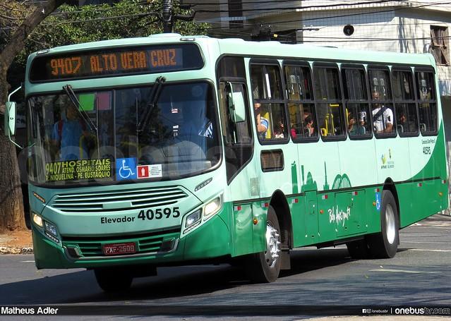 Urca Auto Ônibus- 40595