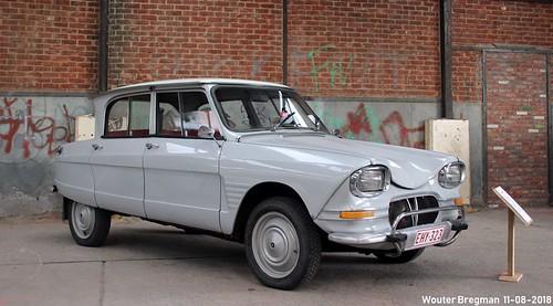 Citroën Ami 6 1966