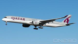 Qatar A350-1041 msn 125