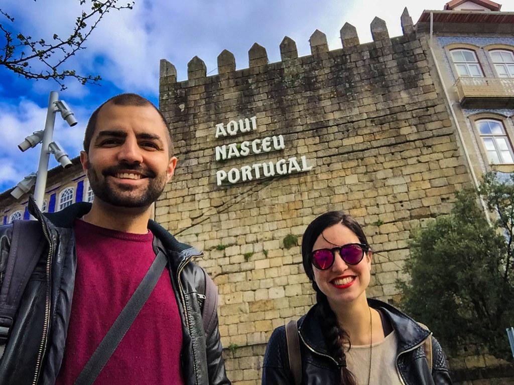 · Ruta de un día por Guimaraes · Aqui nasceu Portugal ·