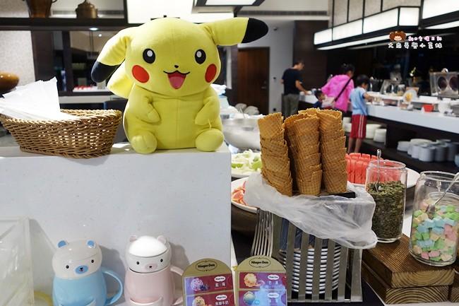 宜蘭悅川酒店 晚餐 羅琳西餐廳 buffet 吃到飽 西式自助餐 (13)