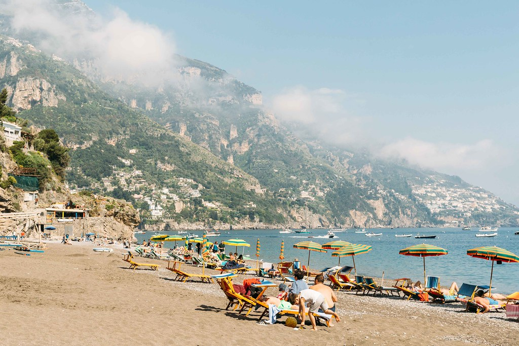 The Little Magpie Guide to Positano Amalfi Coast