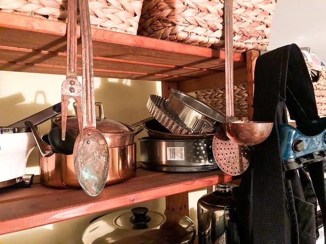 Kitchen Treasures At Leslieville Flea Market