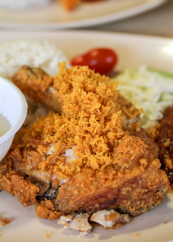 Aspirasi鸡饭