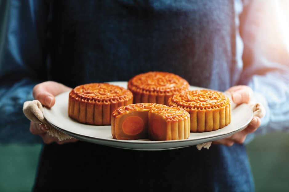 Mei-Xin Mooncakes Traditional