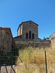 Touzac - Église Saint-Marie-Madeleine (Bourg)