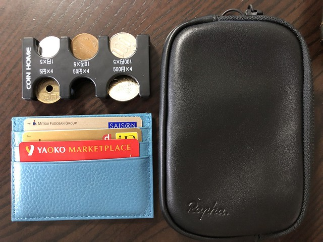 Rapha 財布
