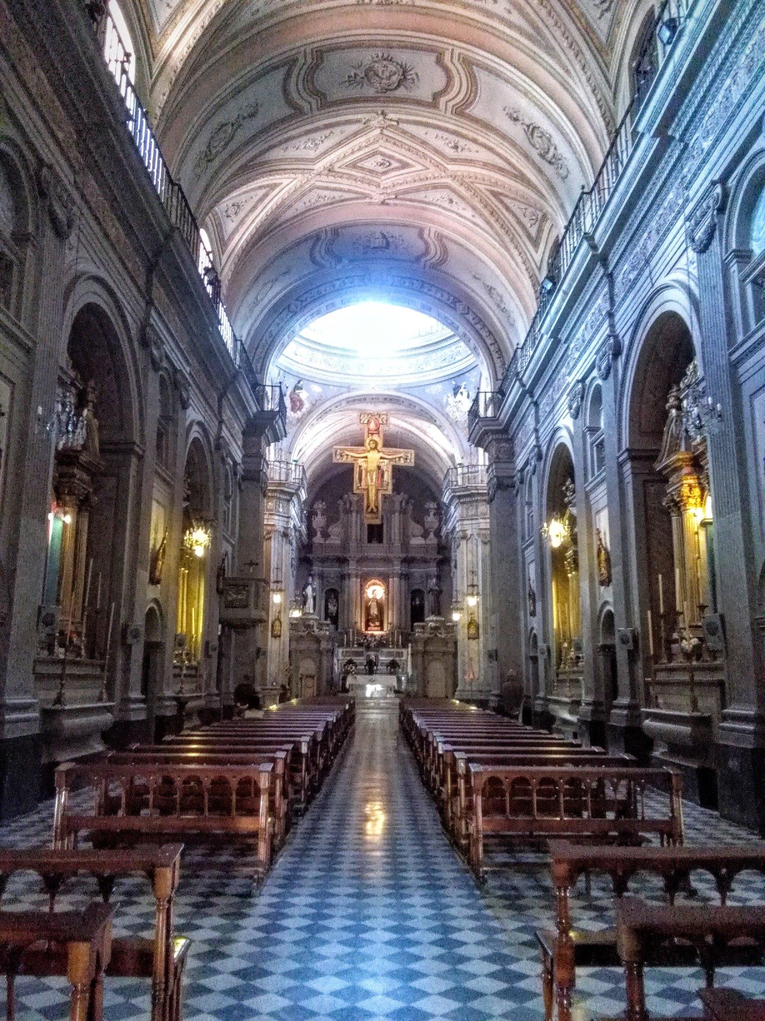 A church in Salta