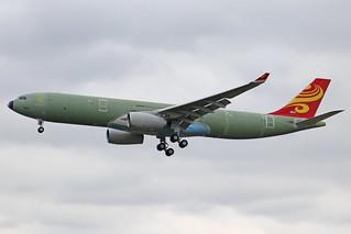 F-WWKD A330 130918 TLS