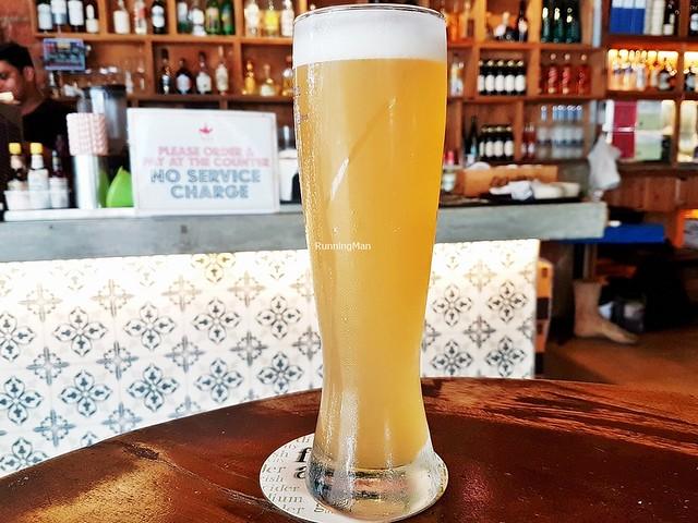 Beer Mac's Great White