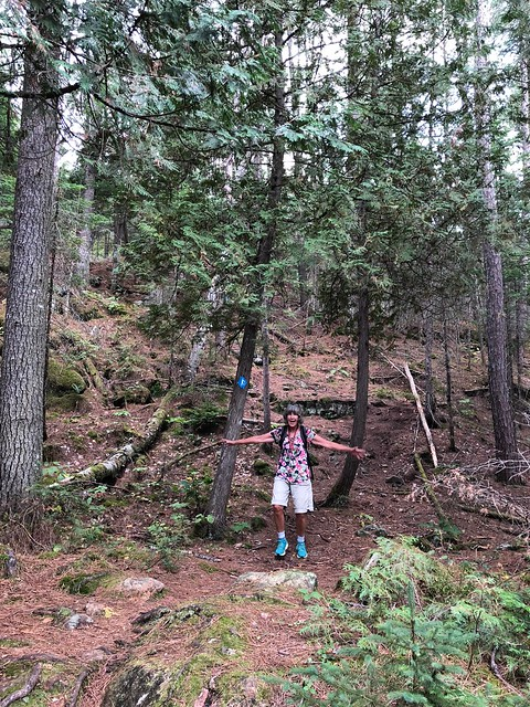 Samuel de Champlain Hike Linda