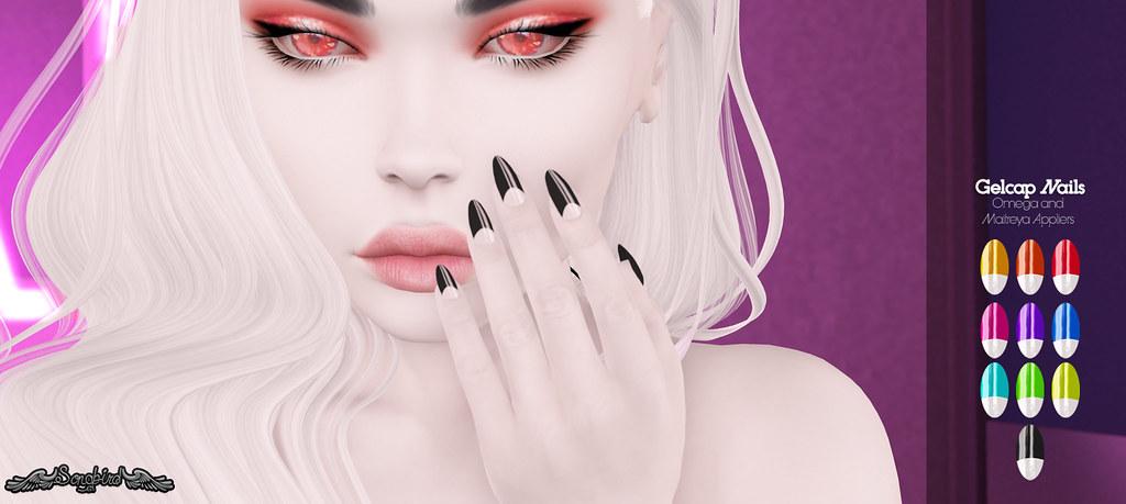 ~SongBird~ GelCap Nails