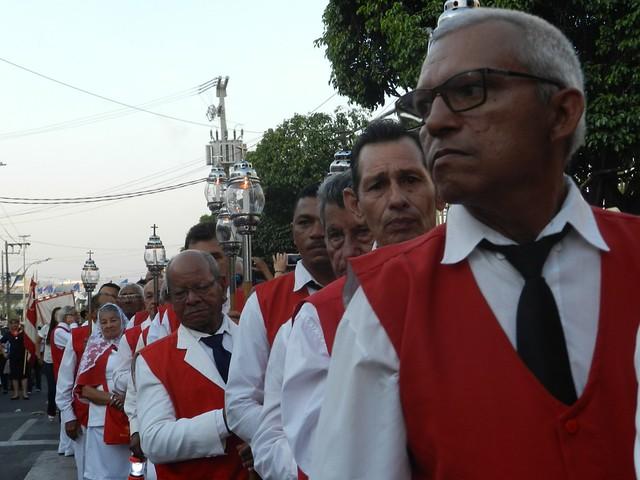 Cultura de fé; veja fotos da procissão da Mãe das Dores que levou milhares às ruas de Juazeiro