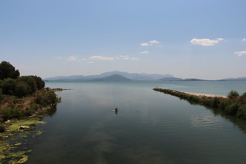 greece amvrakikos wetlands lagoon sea nature wildlife bird beach national park