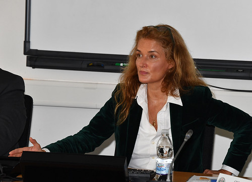 Dr. Caty Clément Shares Her Insights on African Challenges to PASS 18-16 Seminars