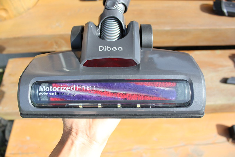 Dibea D18 開封レビュー (55)