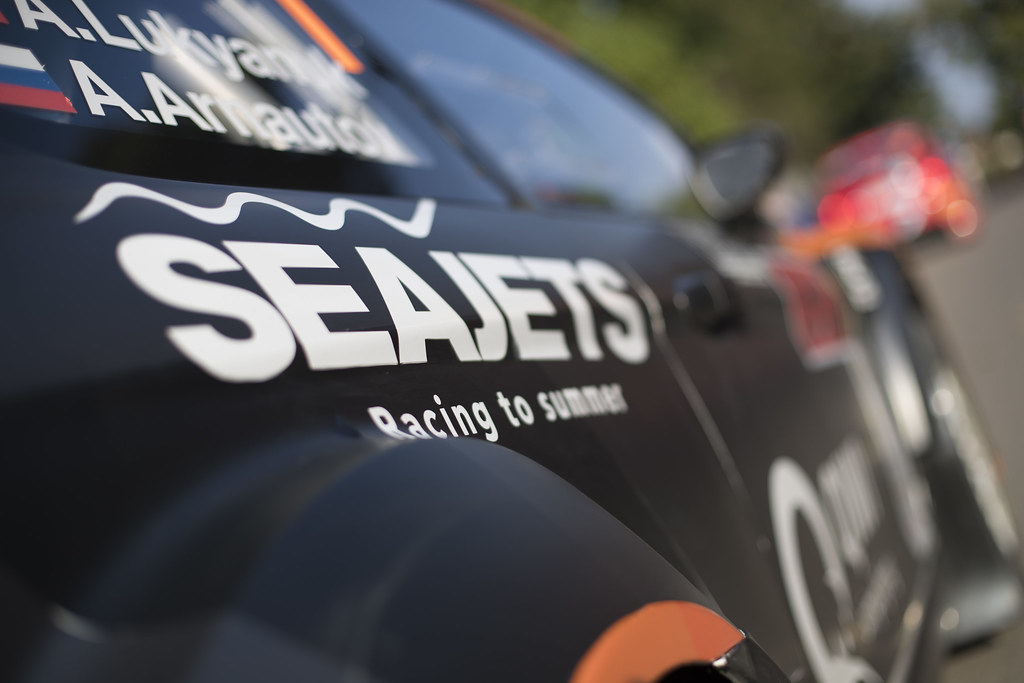 SEAJETS illustration during the 2018 European Rally Championship PZM Rally Poland at Mikolajki from September  21 to 23 - Photo Gregory Lenormand / DPPI