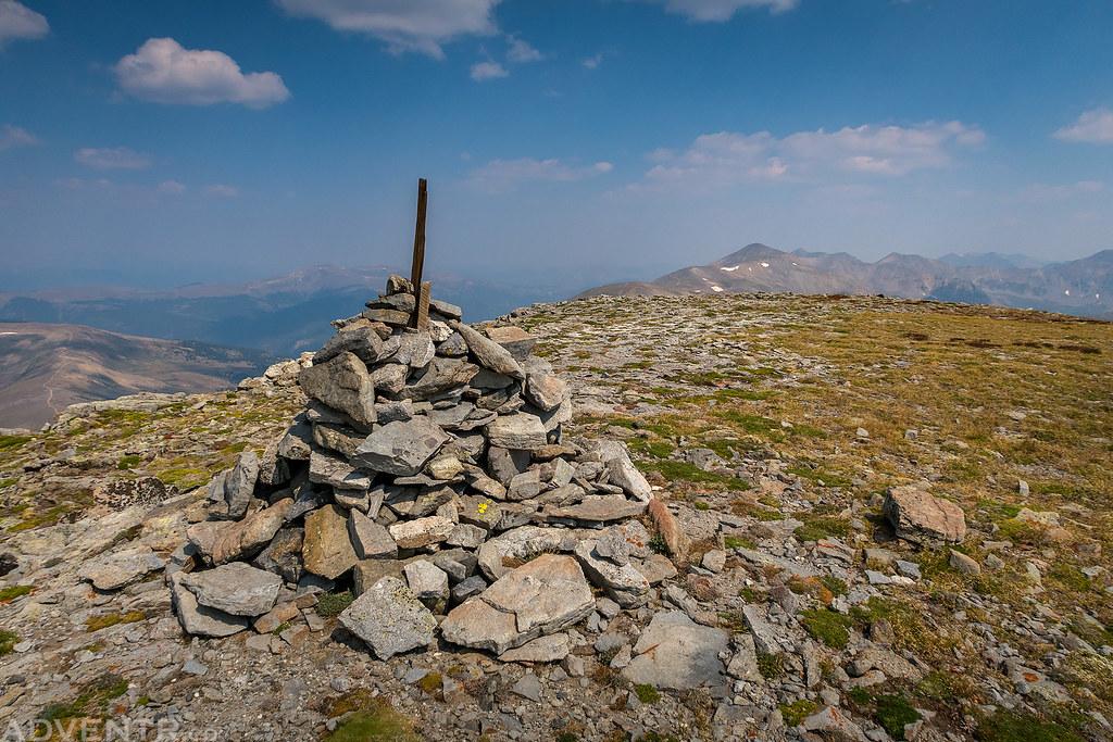 Mount Evans Summit