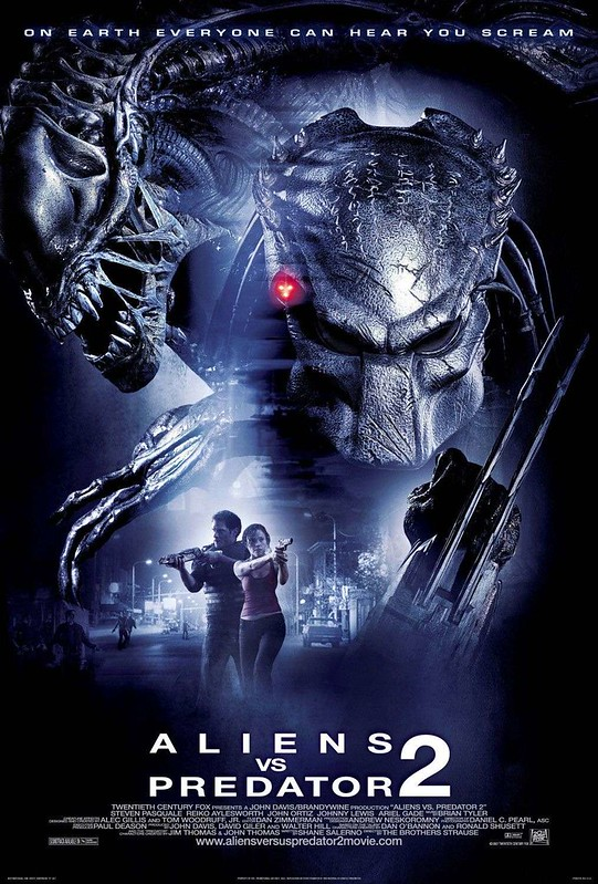 Aliens vs. Predator - Requiem - Poster 4