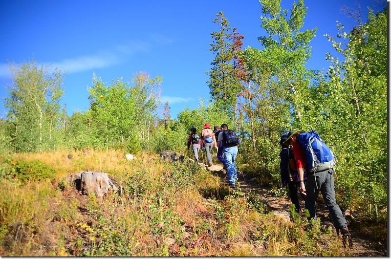 Salmon Lake Trail (1)