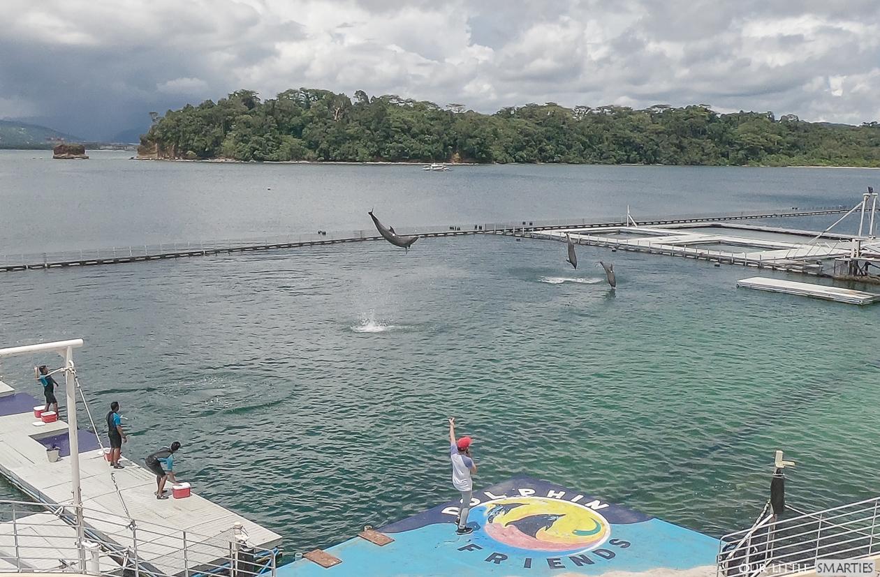 Ocean Adventure Subic Bay