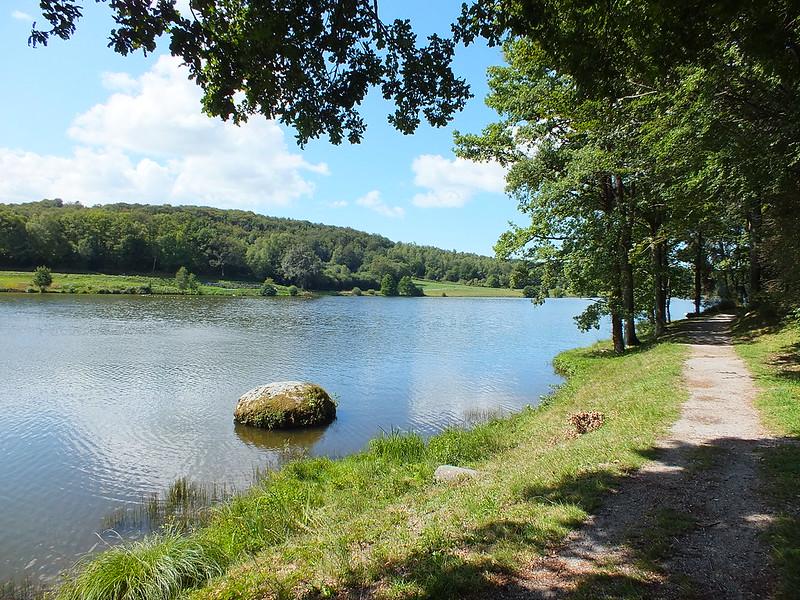 Sénaillac-Latronquière - Lac du Tolerme