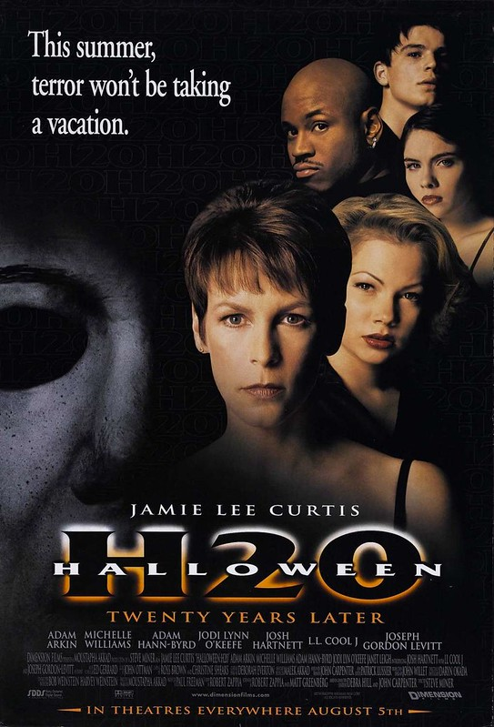 Halloween - H20 - Poster 1