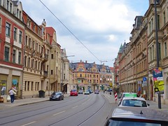 Leipziger Straße Dresden