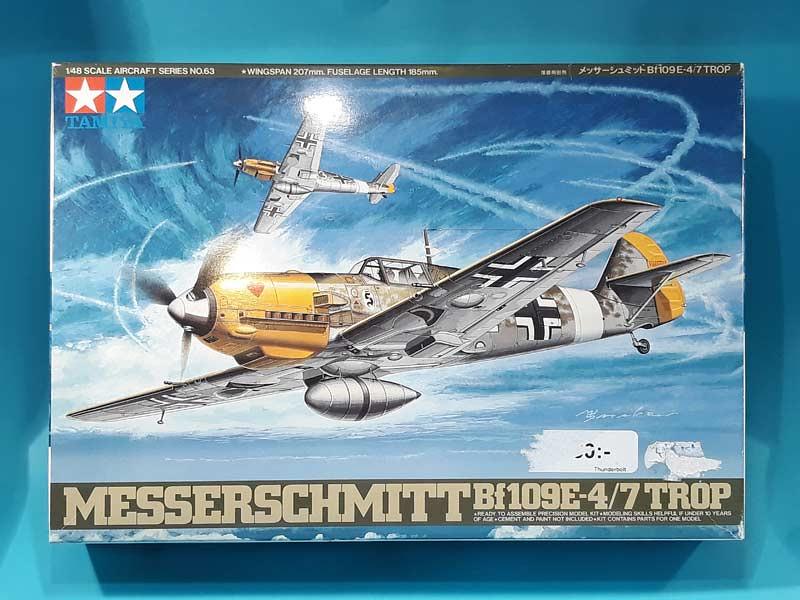 Bf 109E-7 Tropenversion 30351951778_aca3a63426_b