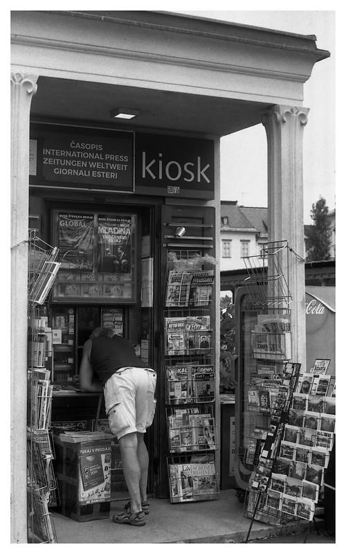 Ljublijana kiosk