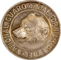 National Guard of California Medal
