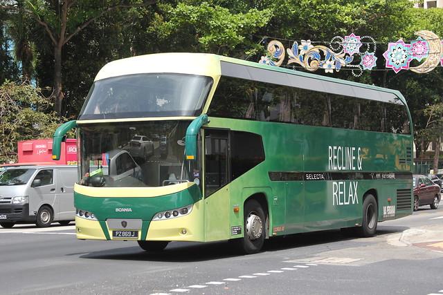 Scania K380EB / Soon Chow