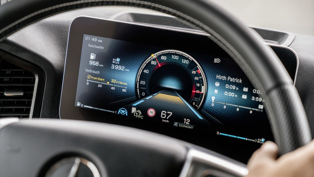 Mercedes Actros Premiera 10