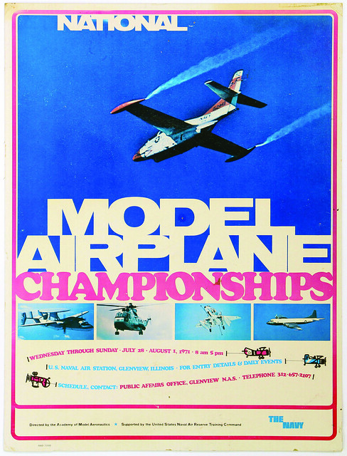 Nats Posters - Model Aviation magazine