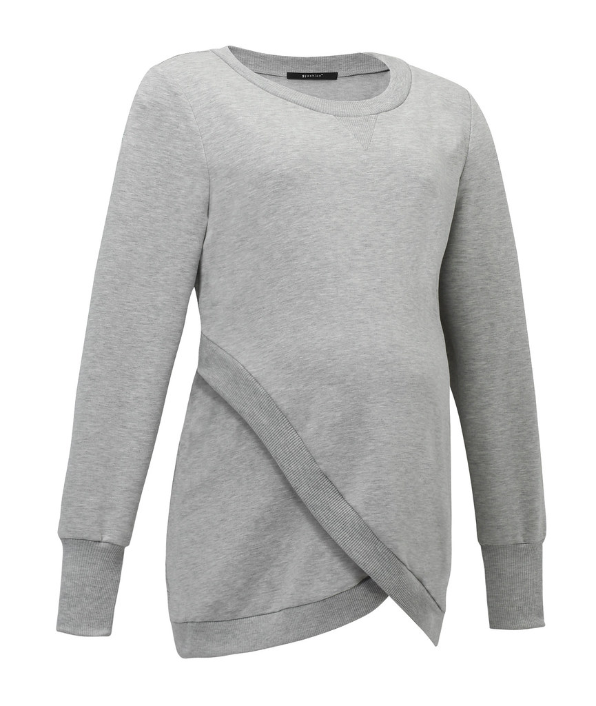 Vodo jumper grey