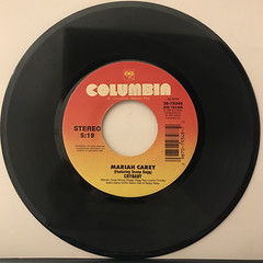 MARIAH CAREY:CAN'T TAKE THAT AWAY(MARIAH'S THEME)(RECORD SIDE-B)