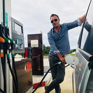 En route pour le 56, toujours plus de bio dans nos clients, mais toujours pas dans le carburant !