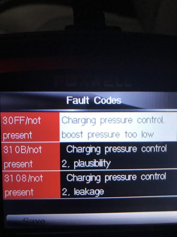 X5M Boost Leak Problems