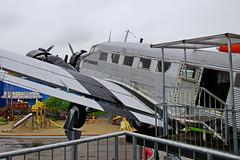 D-2527 T.2B-257 CASA 352L Ju-52-3m Sinsheim 23-04-16